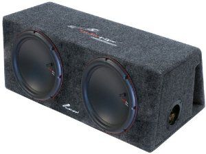 Black 12-inch 1500w Max 4 Ohm Woofer Car Audio Woofers for Sound System