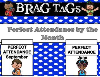 Brag Tags are a WONDERFUL incentive to get children actively participate in…