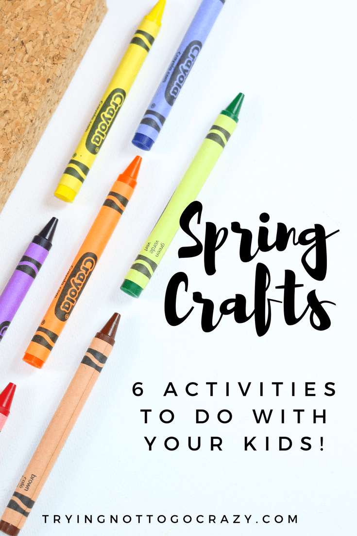 Spring Crafts To Do With Your Kids Mom Blogs To Follow