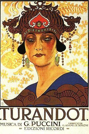 Turandot: Google glass social opera (Made in Italy) - La magia di Puccinini diventa social