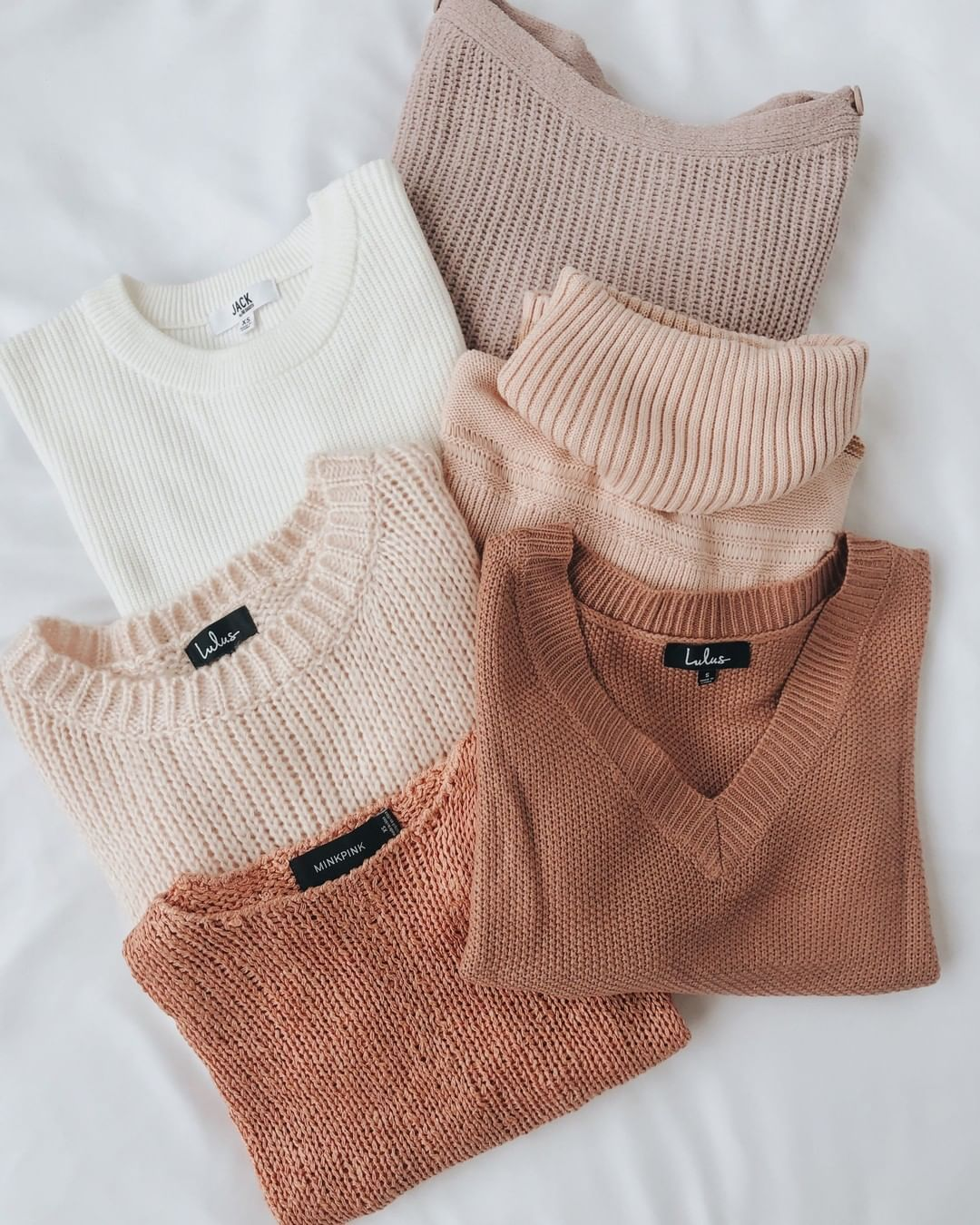 "Lulus.com on Instagram: ""sweater weather, but make it spring � #lovelulus link in bio!"""