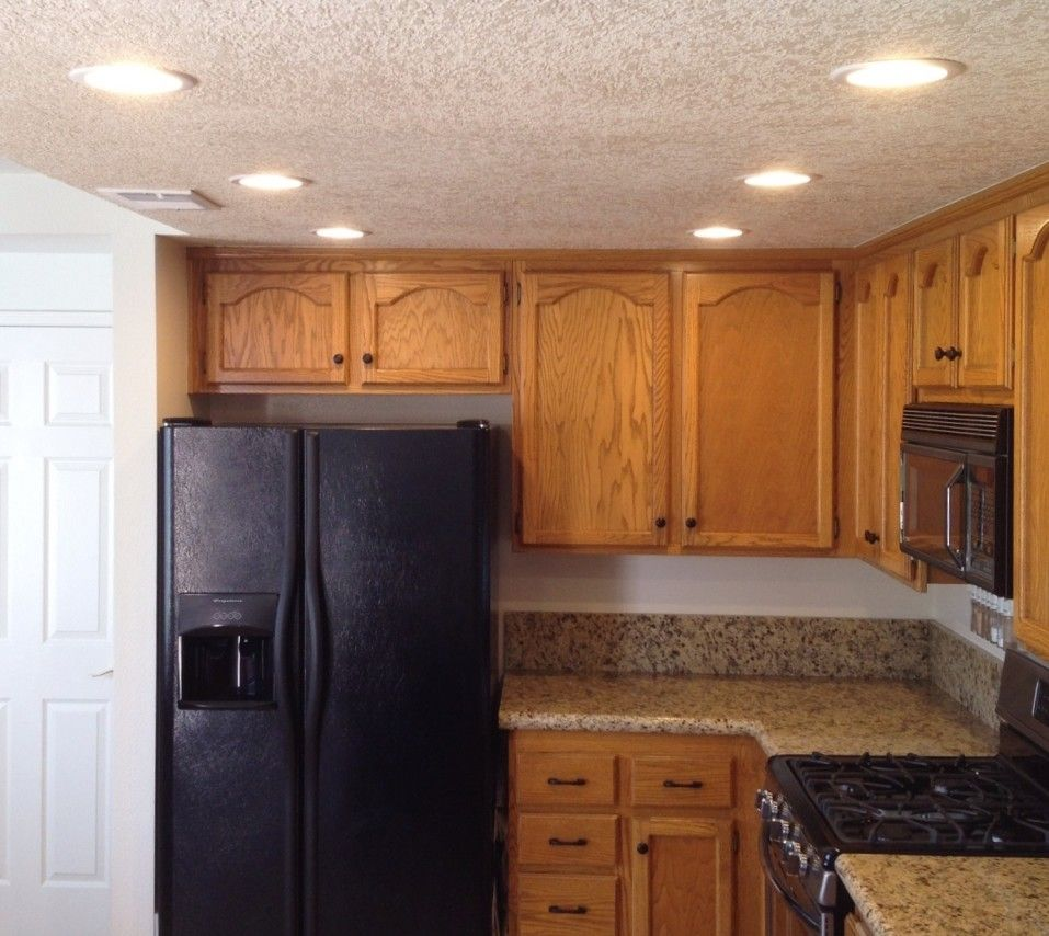 Kitchen Soffit Flat With Recessed Lights Kitchen Recessed Lighting Kitchen Soffit Kitchen Design Small