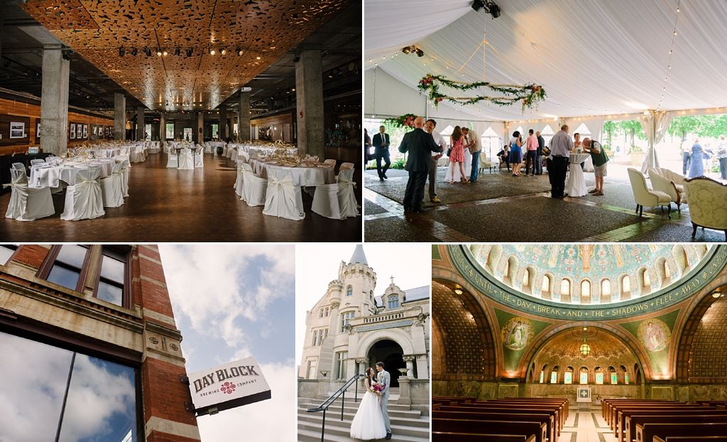 Our Favorite Wedding Venues in Minneapolis St Paul and