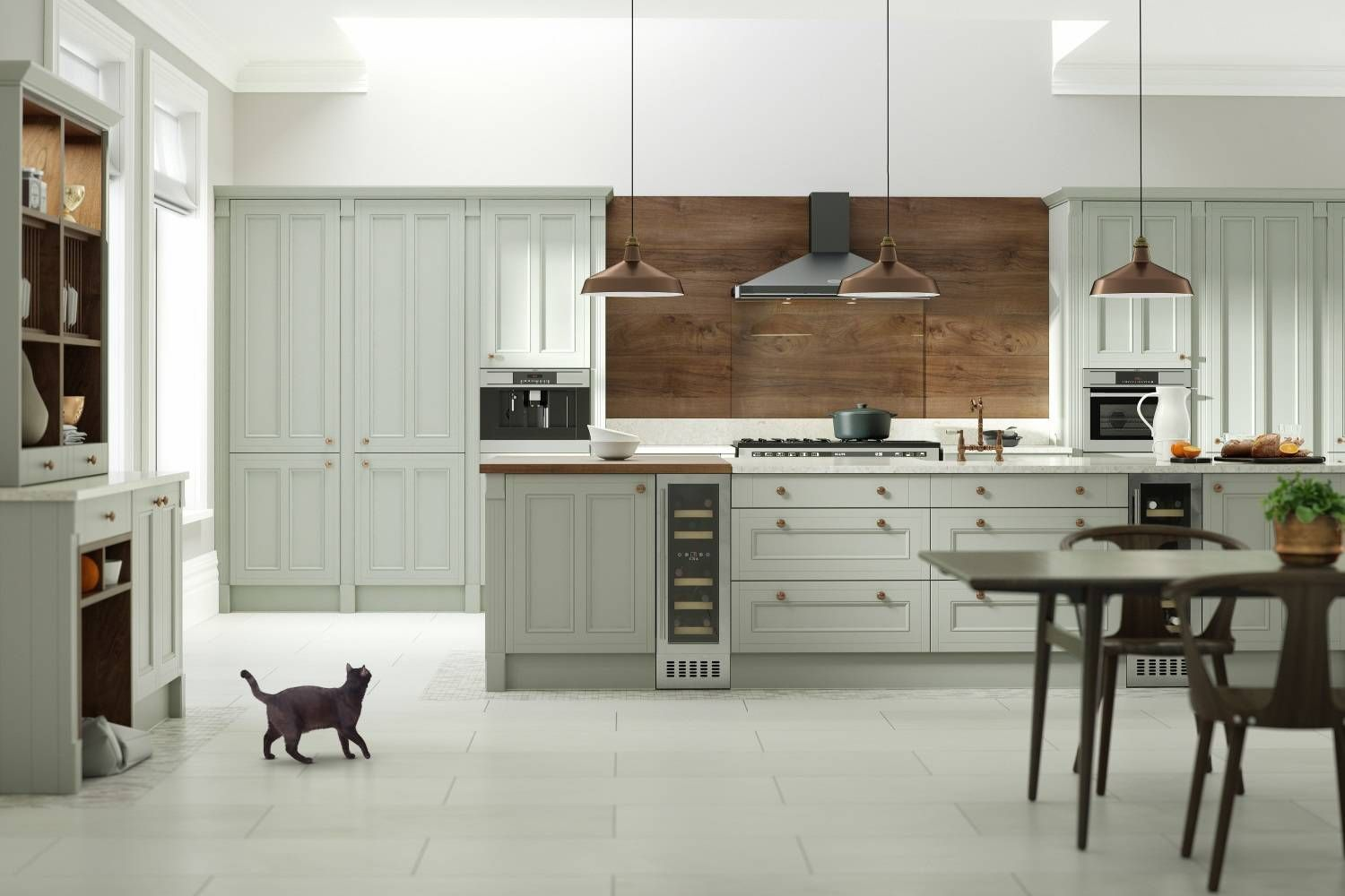 Pin By Jaspal On Kitchen In 2019 Wren Kitchen Traditional