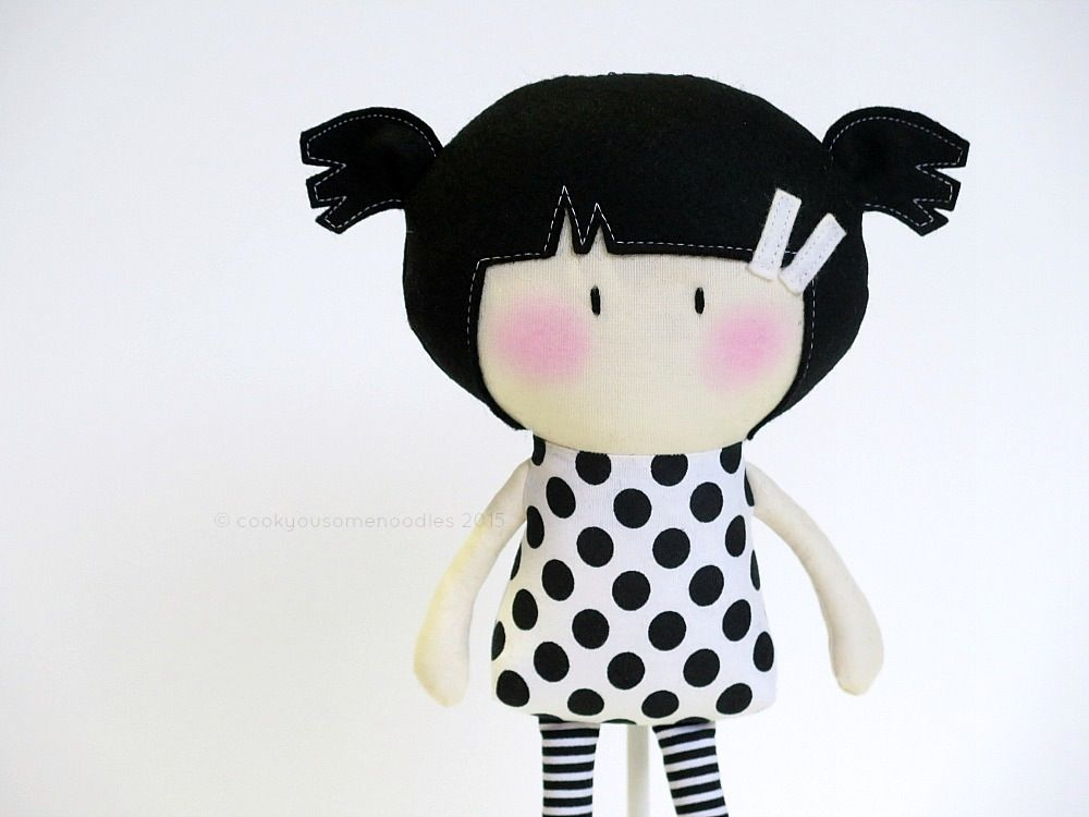 Cook You Some Noodles — My Teeny-Tiny Doll® #34   felt   Pinterest ...