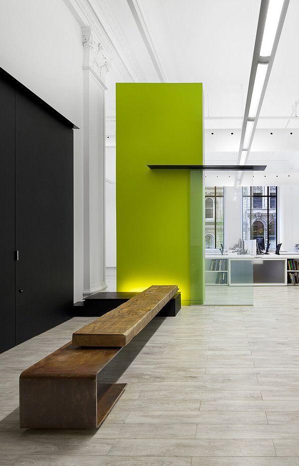 Retail Design Bureau.Bureau 100 In Quebec By Nfoe Et Associes Architectes Montreal