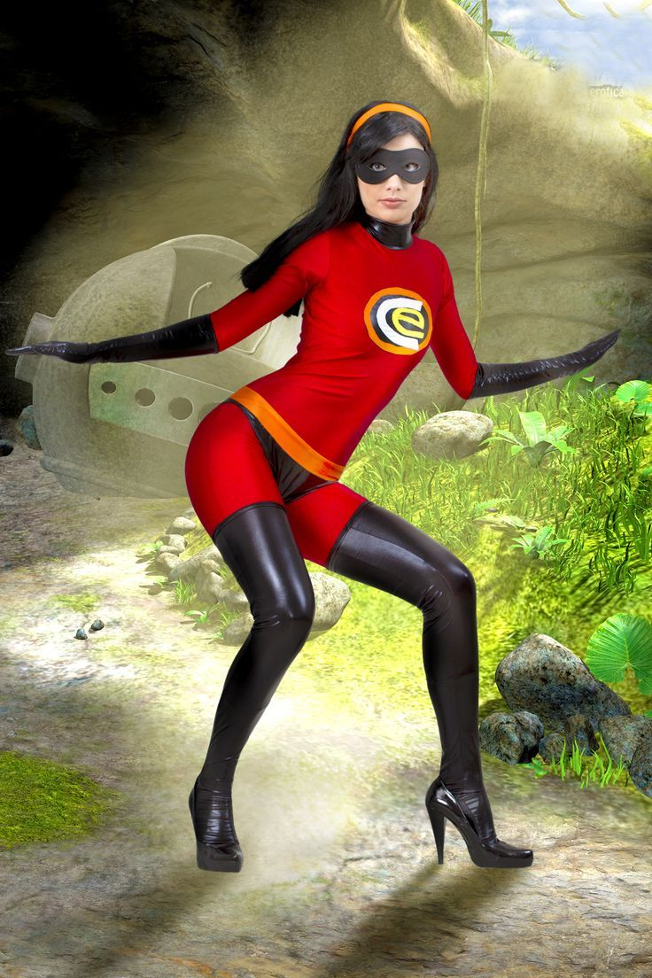 Le porno violet incredibles