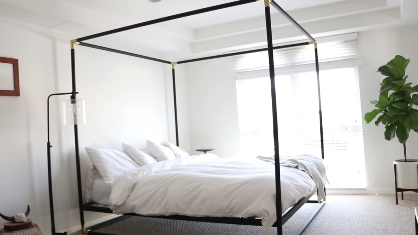 Bedroom ideas for loft rooms  Pin by Assata on A P A R T M E N T  L O F T  Pinterest  Room