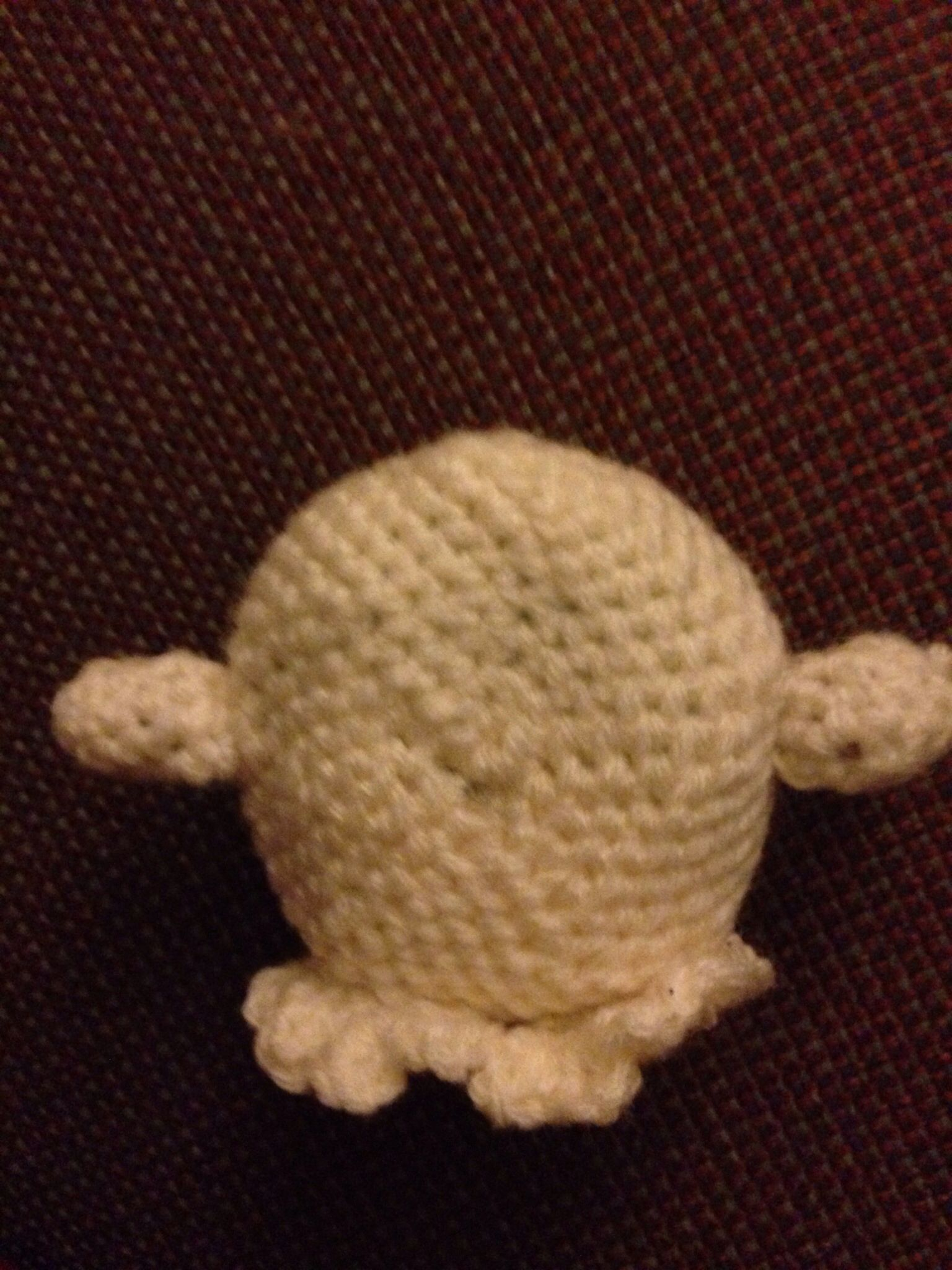 Doctor who crochet adipose   Crafts Crochet Doctor Who   Pinterest