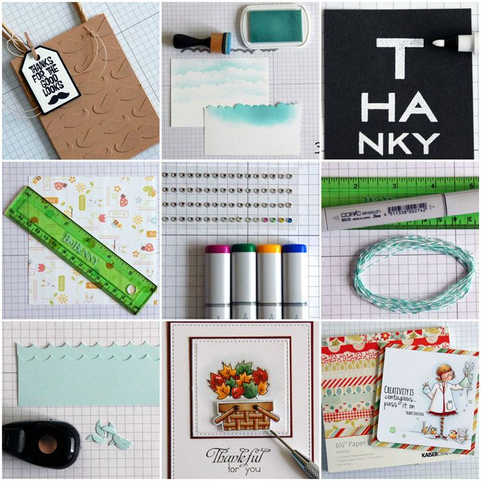 Card Making Ideas And Techniques Part - 42: Card Making Hacks - On Craftsy