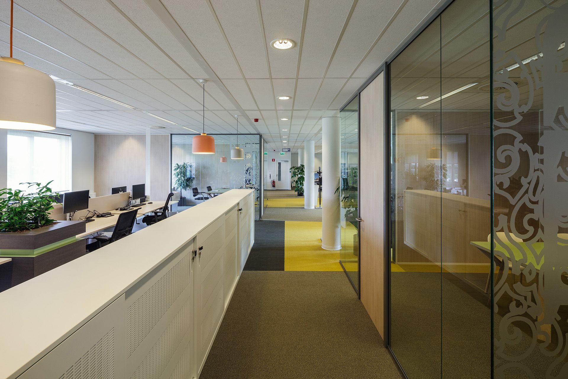 architect interieur kantoor intraffic nieuwegein studiosk movares 6 ...