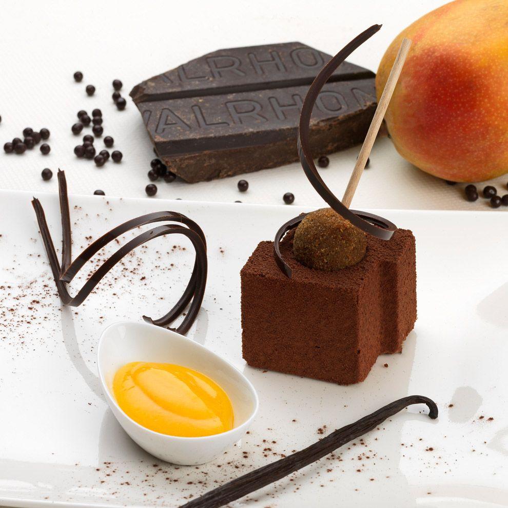 fondant chocolat froid