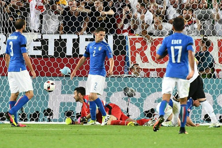 Germania - Italia, le foto più belle - Sportmediaset - Foto 65
