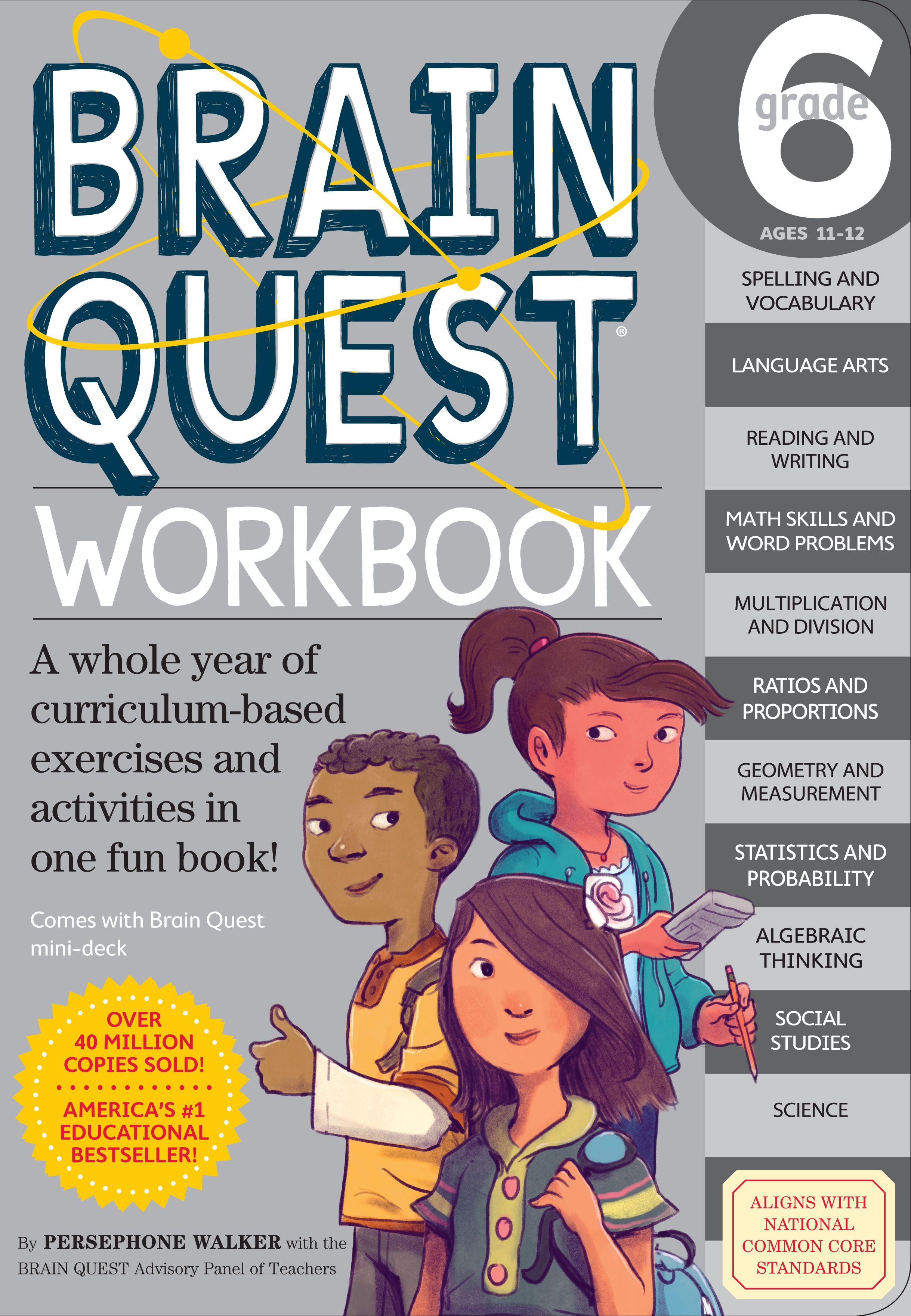 Brain Quest 6