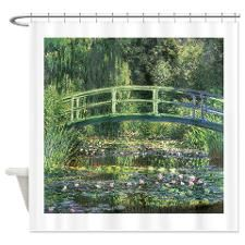 Blue Snowflakes Shower Curtain by boogeyman - CafePress