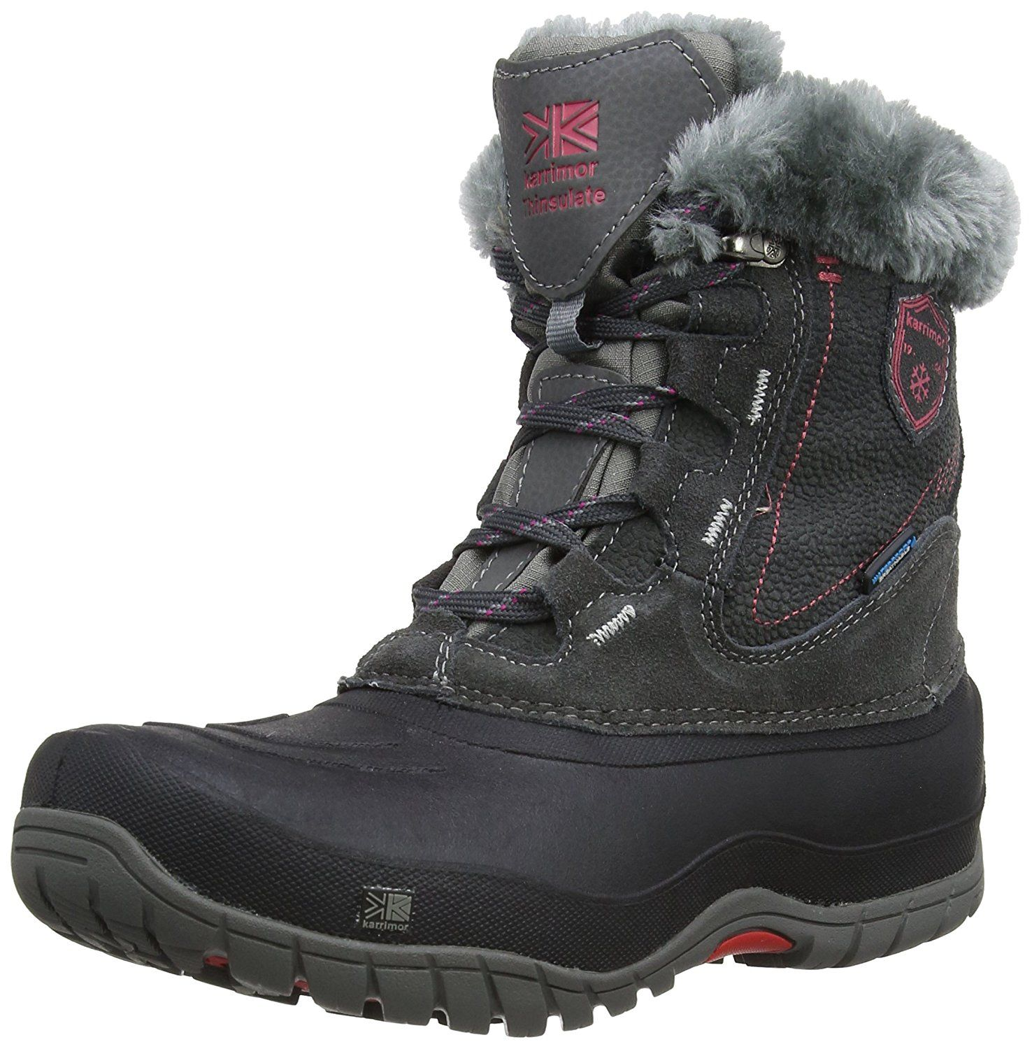 Snow boots women, Boots, Hiking shoes women