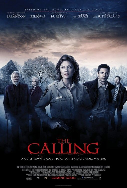 Click to View Extra Large Poster Image for The Calling | American horror  movie, Poster, Horror movie posters