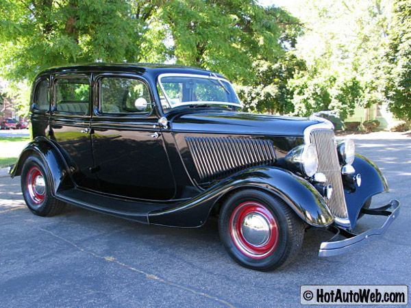 Ford v8 bonnie & clyde 1934 1934 Ford