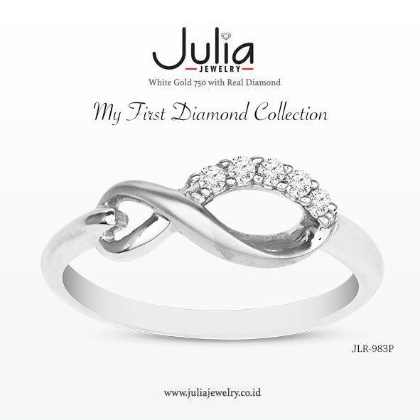 My First Diamond Collection Julia Jewelry Perhiasan Berlian