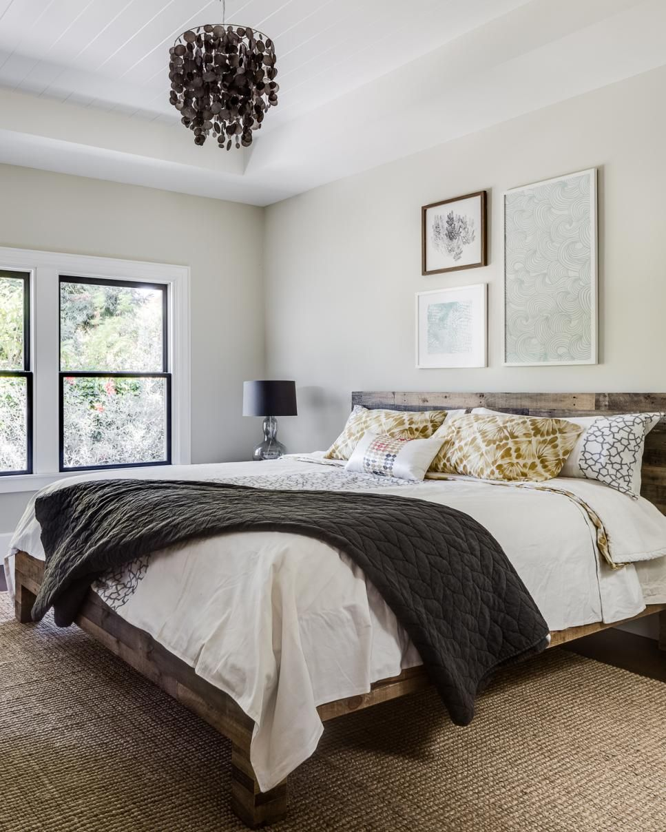 A Bright And Beautiful Cottage In Napa Valley Designed By Lindsay Chambers Bedroom Decor Neutral Bedroom Design Home Napa chictransitional master bedroom