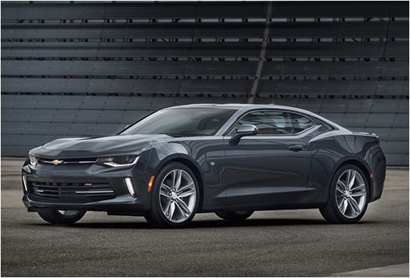 Camaro And Colorado Named As Motor Trend Best Of The Year Chevy Sports Cars Chevrolet Camaro New Sports Cars