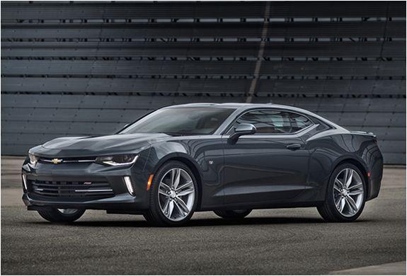 Muscle Car - de nieuwe Chevrolet Camaro - MADPAC