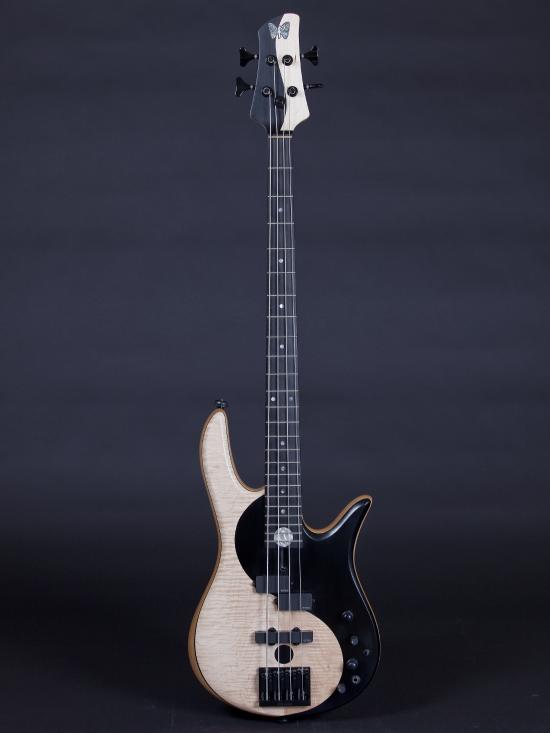 Fodera yin yang standard bass guitars and bass players for Table yin yang basse