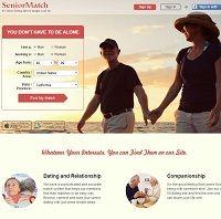 50 plus Dating-Website