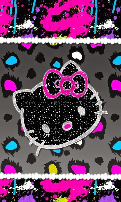 Icandykreationz double vision kitty paint splatter kitty icandykreationz double vision kitty paint splatter kitty wallpap fondos de pantalla tabletfondo voltagebd Images