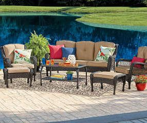 I Found A Wilson Amp Fisher Pinehurst Patio Furniture Collection