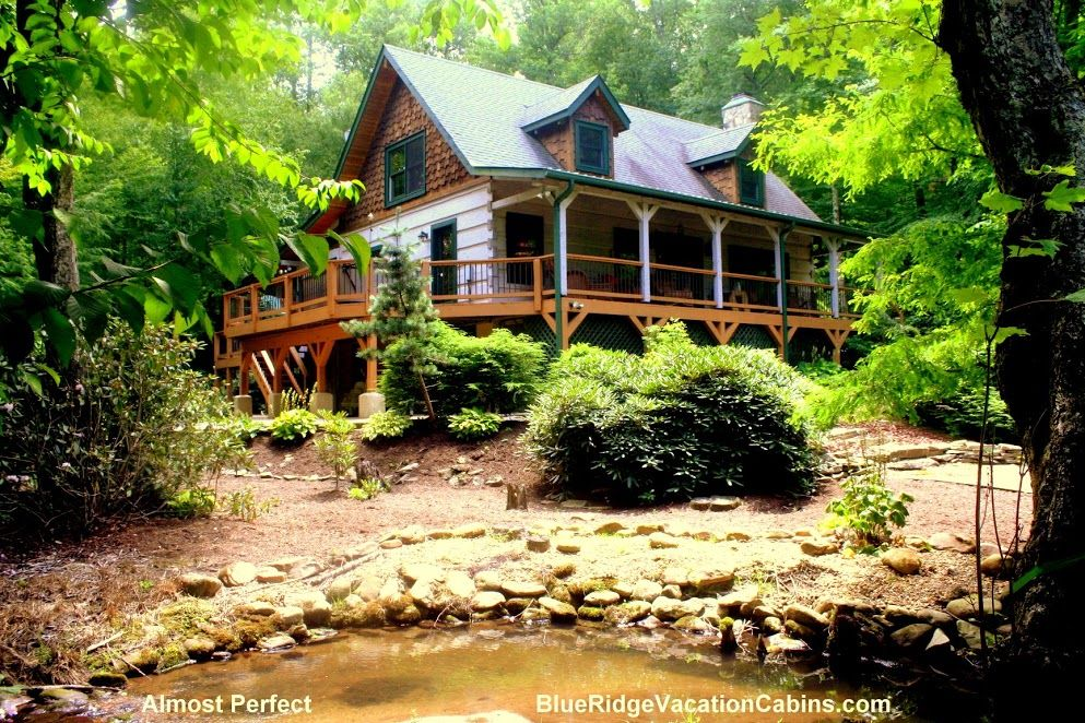 Almost perfect blowing rock nc nc cabin rentals boone