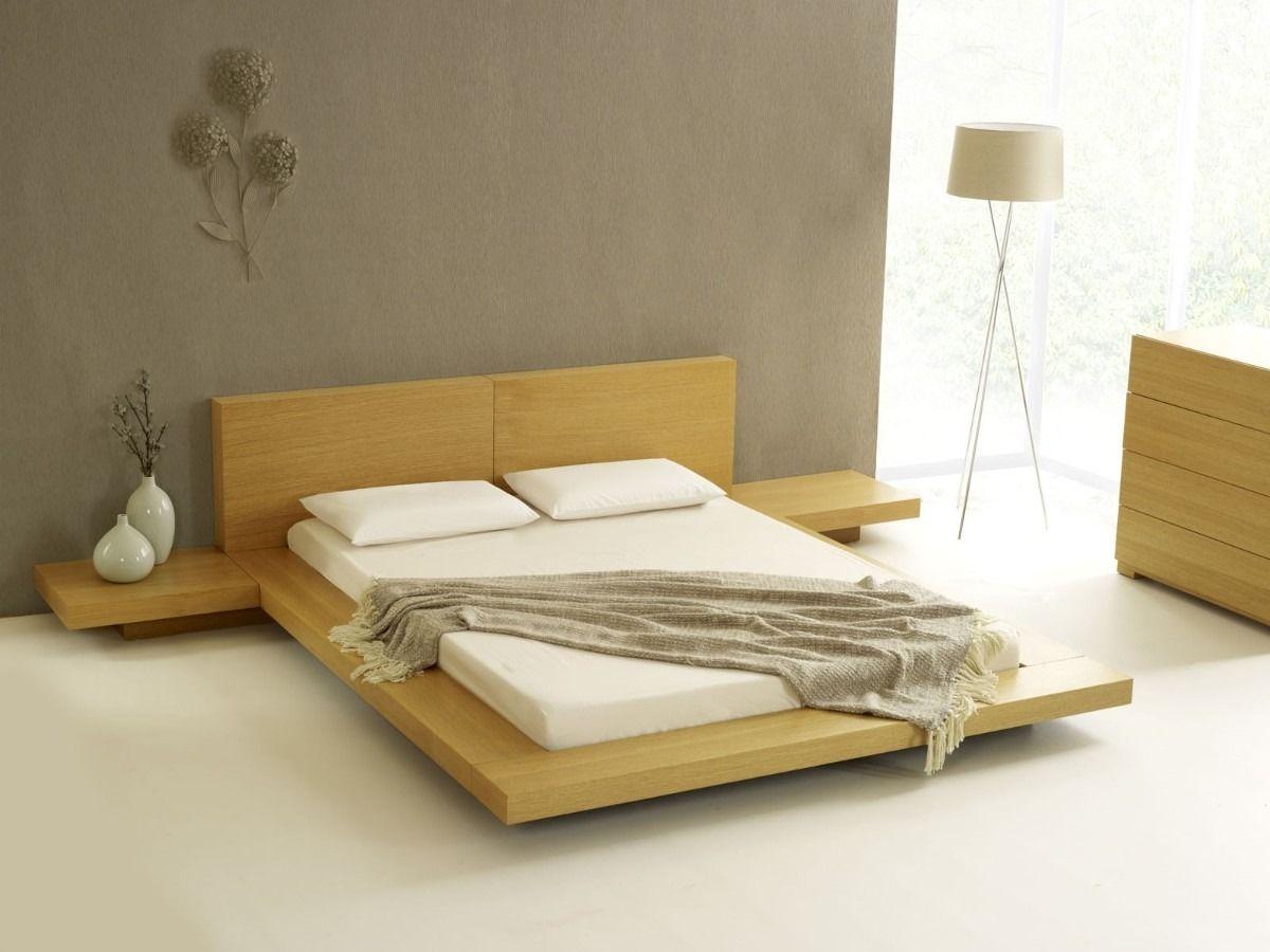 camas baixas estilo japones Pesquisa Google jbed Pinterest