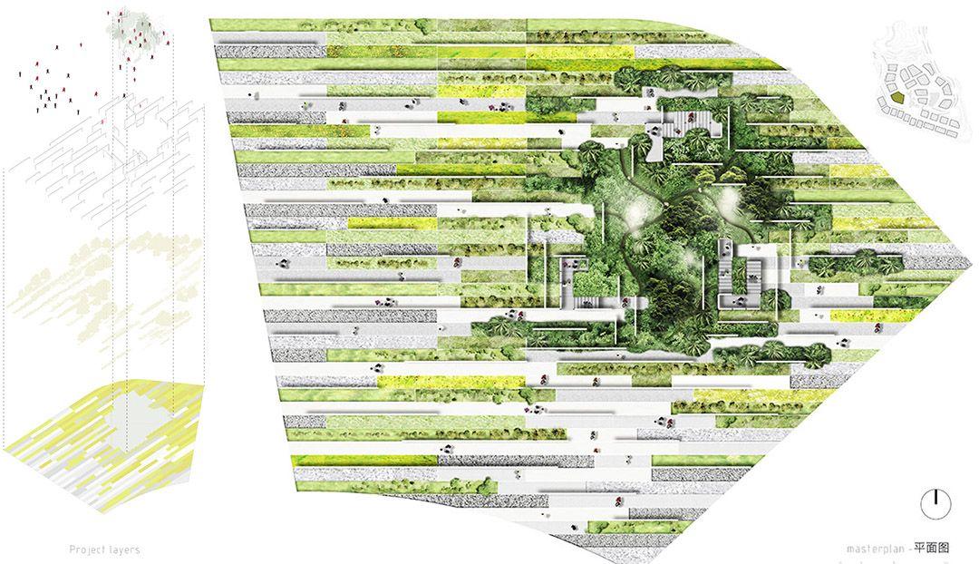 The forest tissue garden s symbology is not cultural or for Garden design visualiser