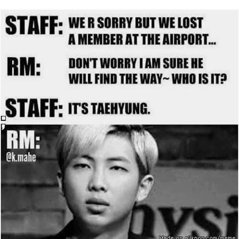 BTS Memes #btsmemes