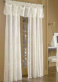 Croscill Cavalier Sheer Drapery Panel And Valance Belk Com With