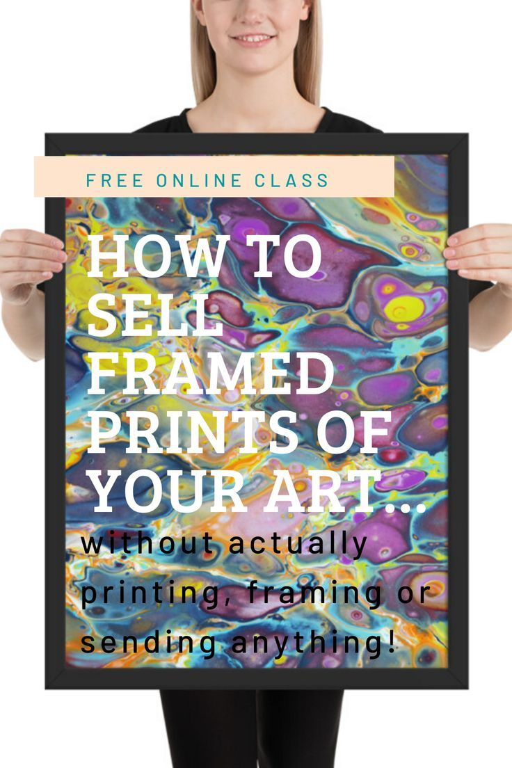 FREE video class for artists looking to earn some extra