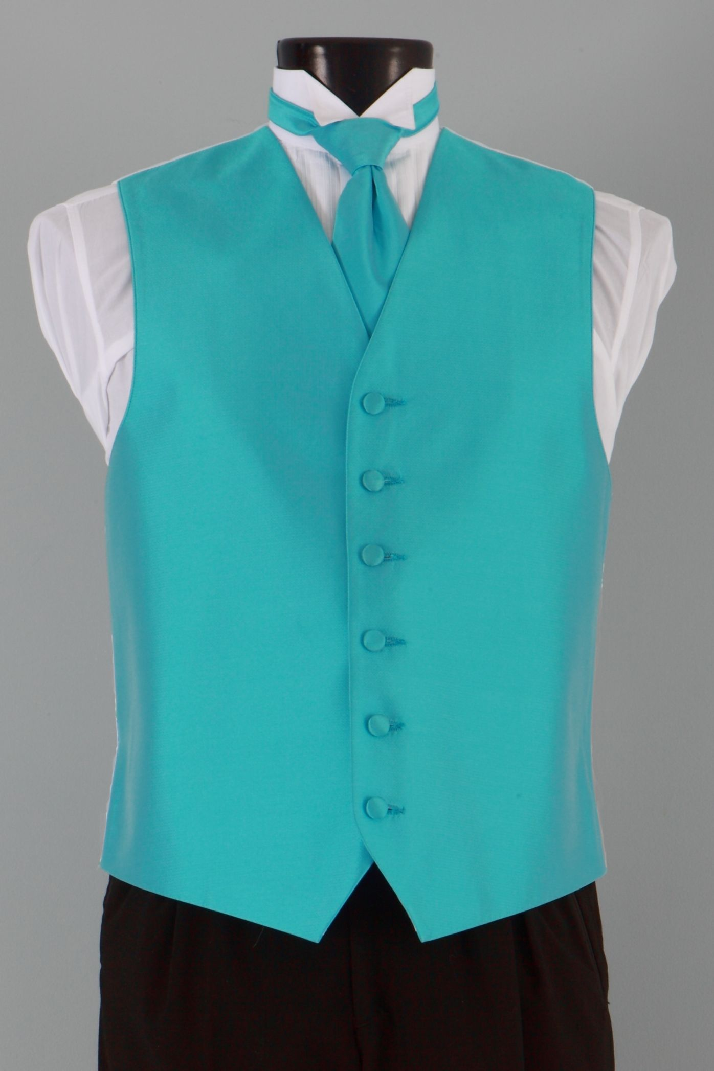 Dunhill Tuxedos Aries Collection Turquoise Vest 2701 | Blues, Aquas ...
