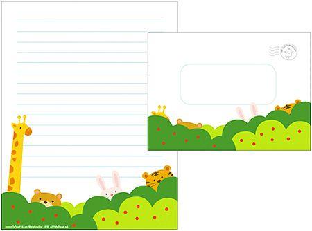 Design writing paper