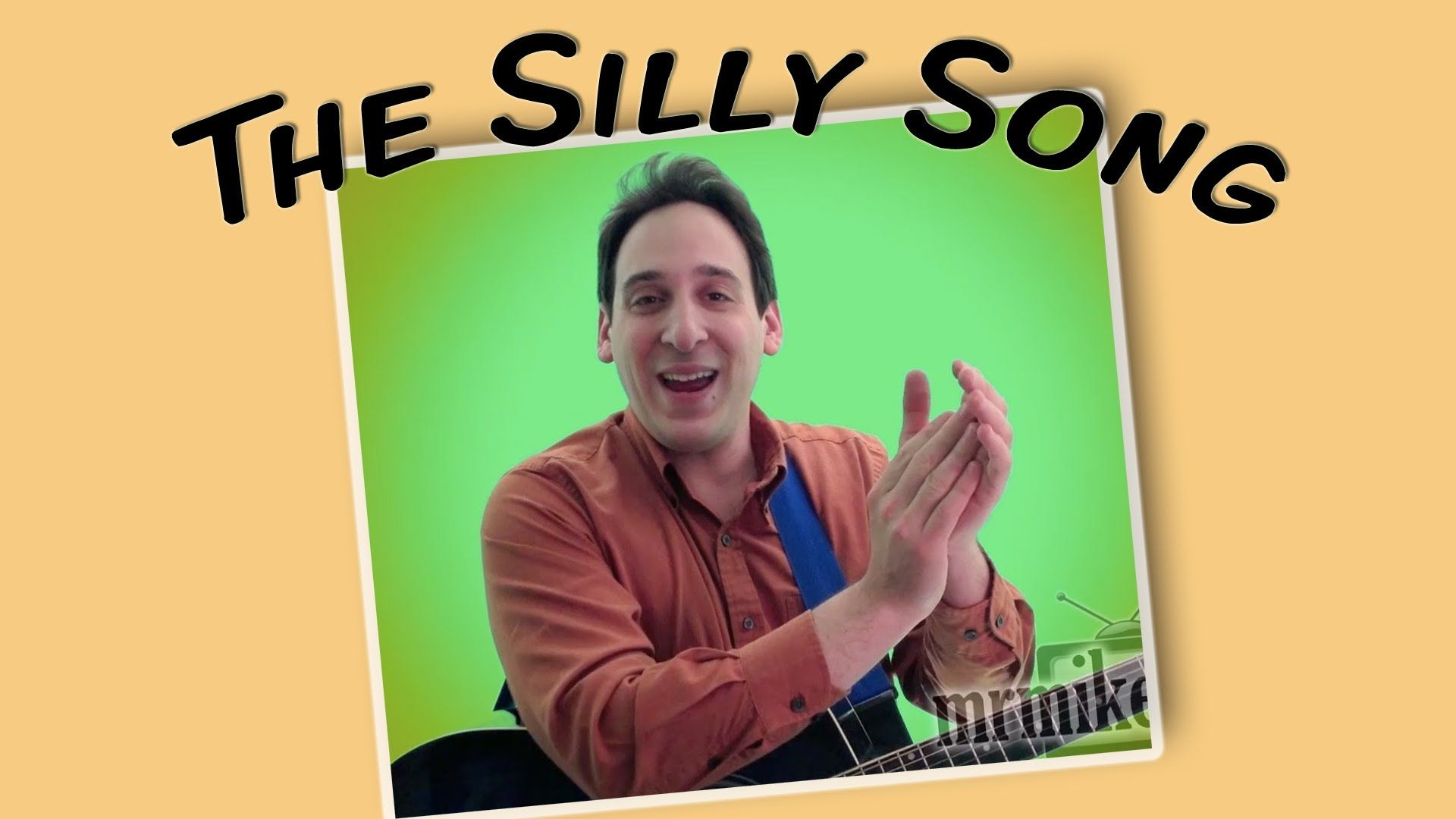 The Silly Song Movement Song For Children I Feel Silly