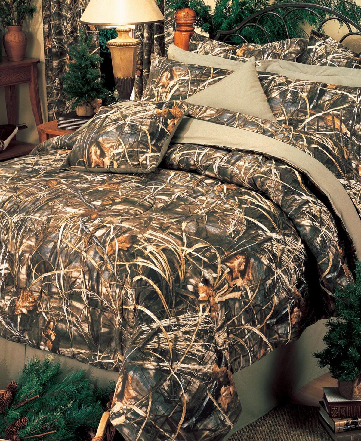 Karin Maki Realtree Max 4 Twin Comforter Set Reviews Bed In A