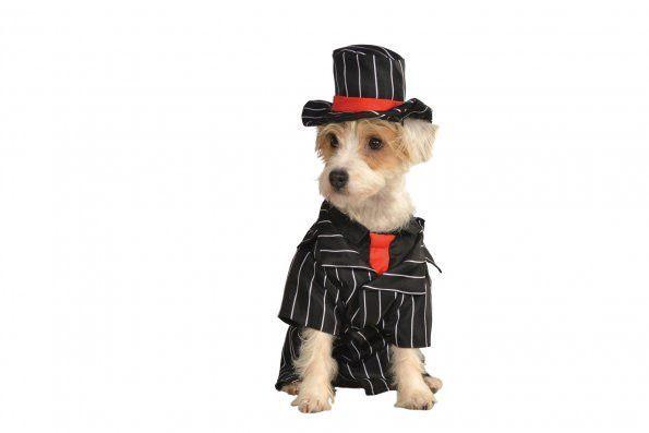 Mob Dog Costume Pet Halloween Costumes Pet Costumes Large Dog