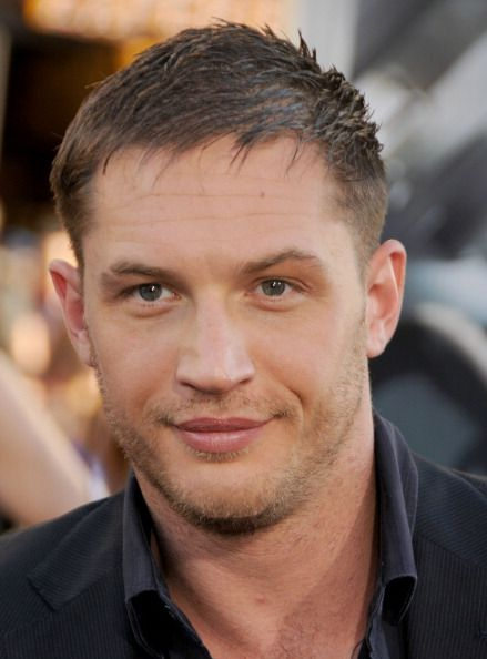 Tom Hardy arrives at the Los Angeles Premiere of 'Inception' at the Grauman's Chinese Theatre on July 13 2010 in Hollywood California