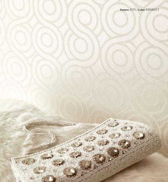 Jf Fabrics: JF Fabrics {Magique Wallpaper}