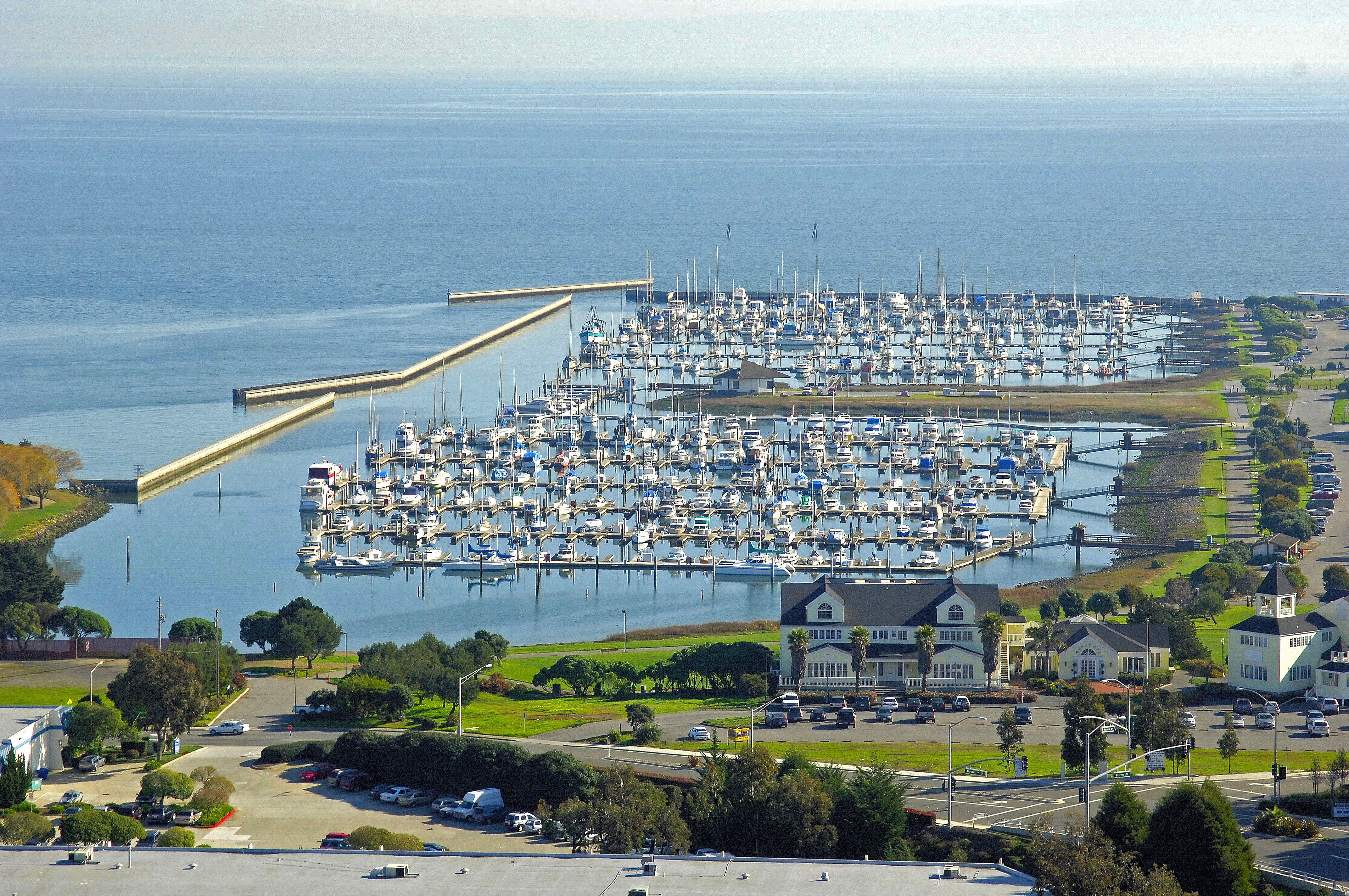 Oyster Point Marina, South San Francisco California   Best Northern