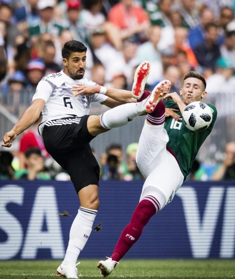 Bittere Pleite Gegen Mexiko Darum Geht Es Jetzt Schon Ums Wm Uberleben Deutsche Nationalmannschaft Nationalmannschaft Sami Khedira
