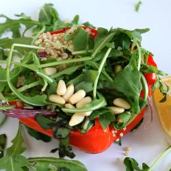 Recipe Picture:Capsicum Quinoa Salad (scheduled via http://www.tailwindapp.com?utm_source=pinterest&utm_medium=twpin&utm_content=post13269230&utm_campaign=scheduler_attribution)