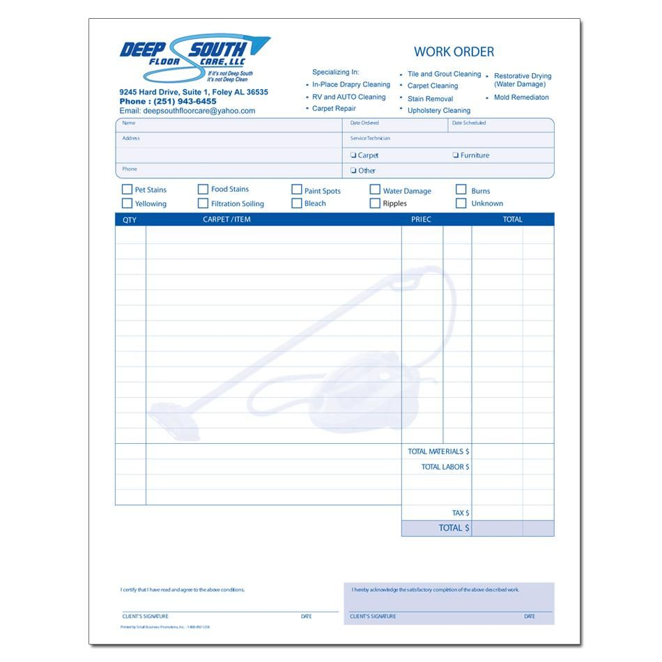 cleaning service invoice | cleaning and janitorial service, Invoice templates