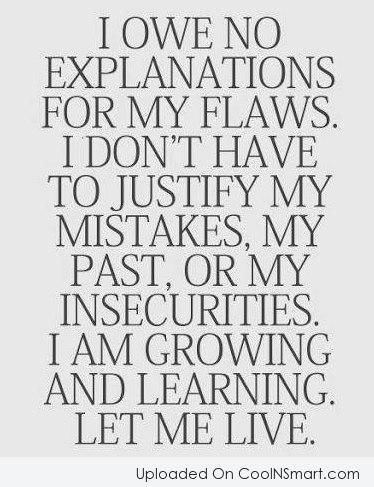 Mistake Quotes and Sayings CoolNSmart Me quotes