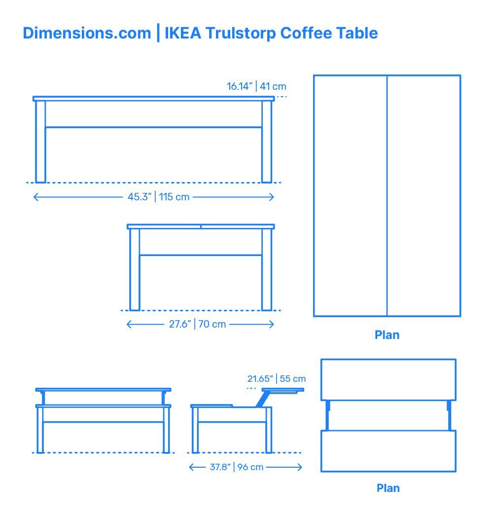 Ikea Trulstorp Coffee Table In 2021 Coffee Table Coffee Table Dimensions Ikea [ 1050 x 1000 Pixel ]