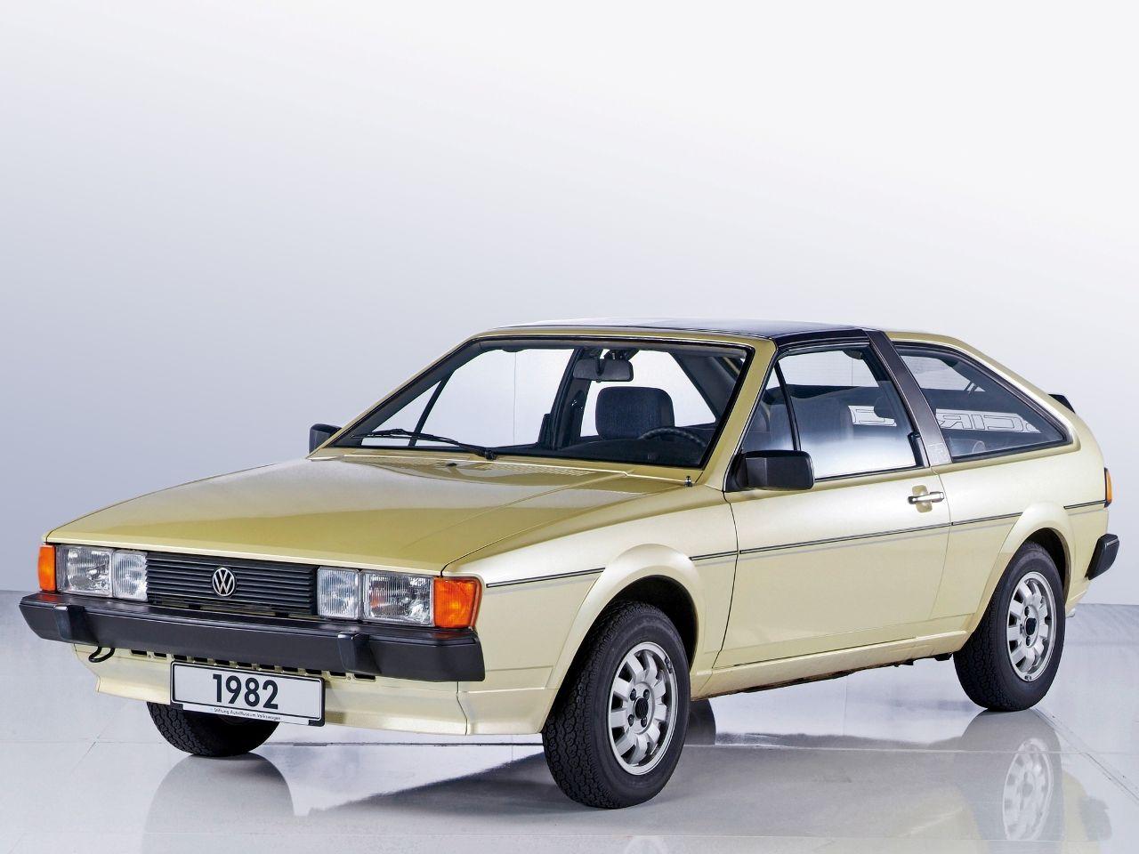 1982 Volkswagen Scirocco TR Prototype